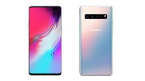Samsung Galaxy S10 5G - das erste 5G