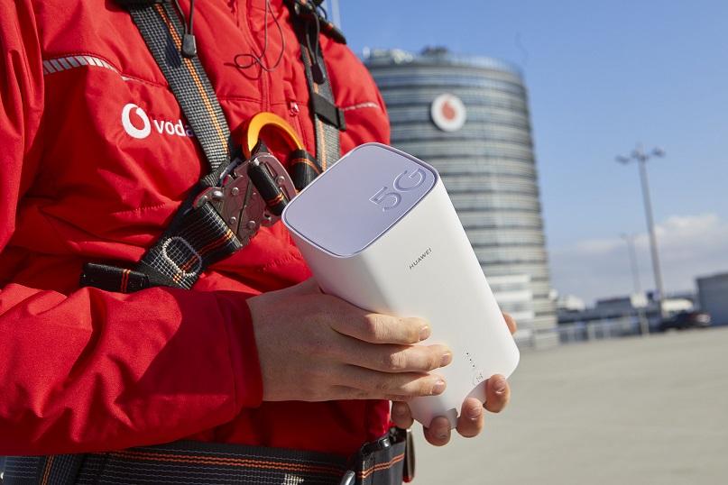 5G Gigacube von Vodafone